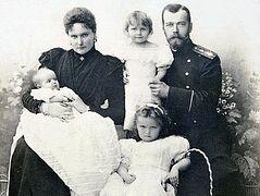 Οίκος των Ρομάνοφ: οικογενειακό πορτρέτο