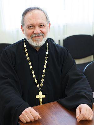 Priest Alexander Dyachenko