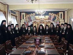 Собор Элладской Церкви: Никакой интерпретации решения по ПЦУ быть не может