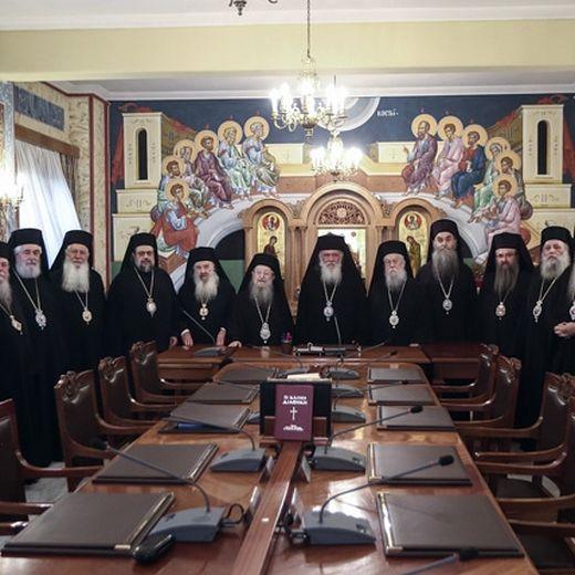 The Greek Synod's Decision: Vox Populi