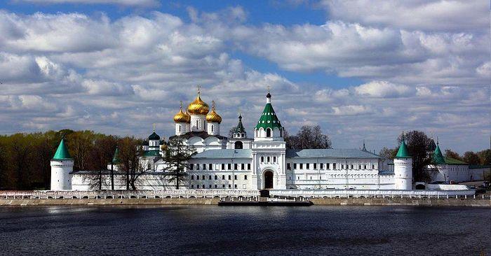 Ипатьевский монастырь, г. Кострома