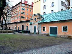 Swedes, Orthodoxy, and a Russian Parish in Stockholm