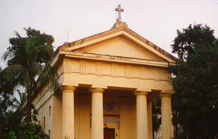 The Church of the Transfiguration of the Lord, Calcutta