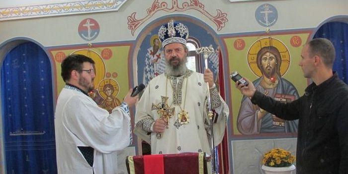 Епископ Исихије: Треба да се окренемо Господу и да се угледамо на свете наше владаре и војсковође