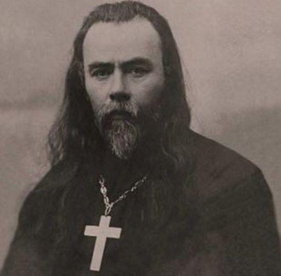Протоиерей Валентин Свенцицкий