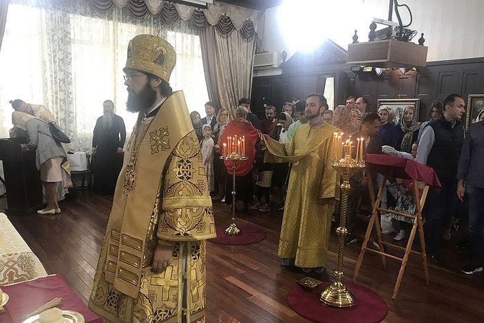 Митрополит Корсунский и Западноевропейский Антоний посетил Шанхай