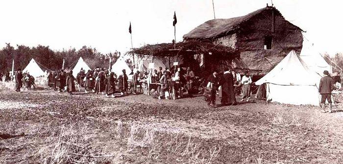 Паломничество на Голгофу