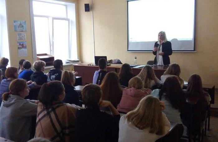 В ПсковГУ началась акция «В защиту жизни»
