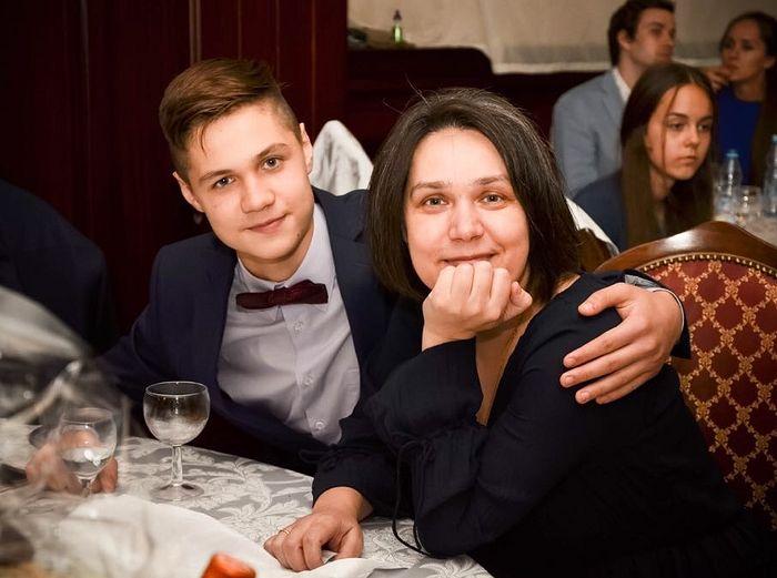 Мама и Григорий