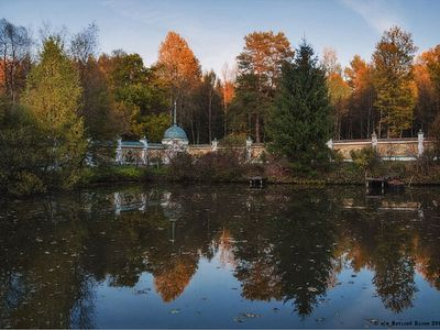 Autumn in Optina. Photos by Hieromonk Vitaly (Belov)