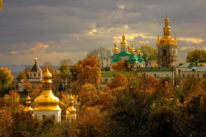 The Kiev Caves Lavra. Photo: travel-guia.com
