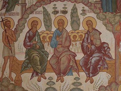 Рай – это Церковь / Православие.Ru