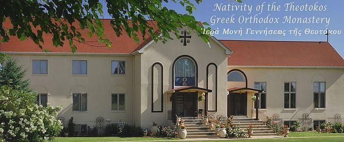 Μονή τής Γεννήσεως τής Θεοτόκου, Saxonburg, Πενσυλβανία