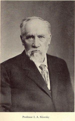Иван Алексеевич Сикорский, отец Игоря Сикорского