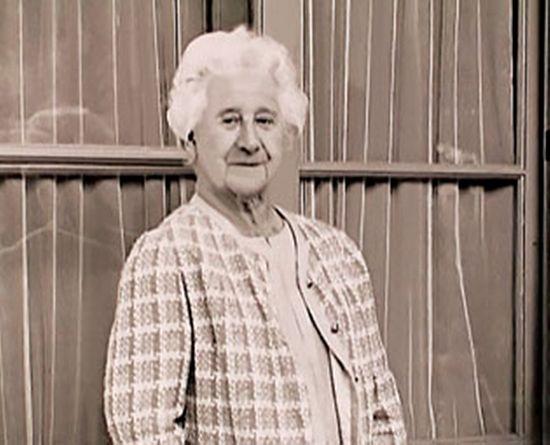 Вера Сагер