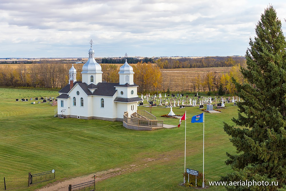 Церковь Святого Илии. Пакан