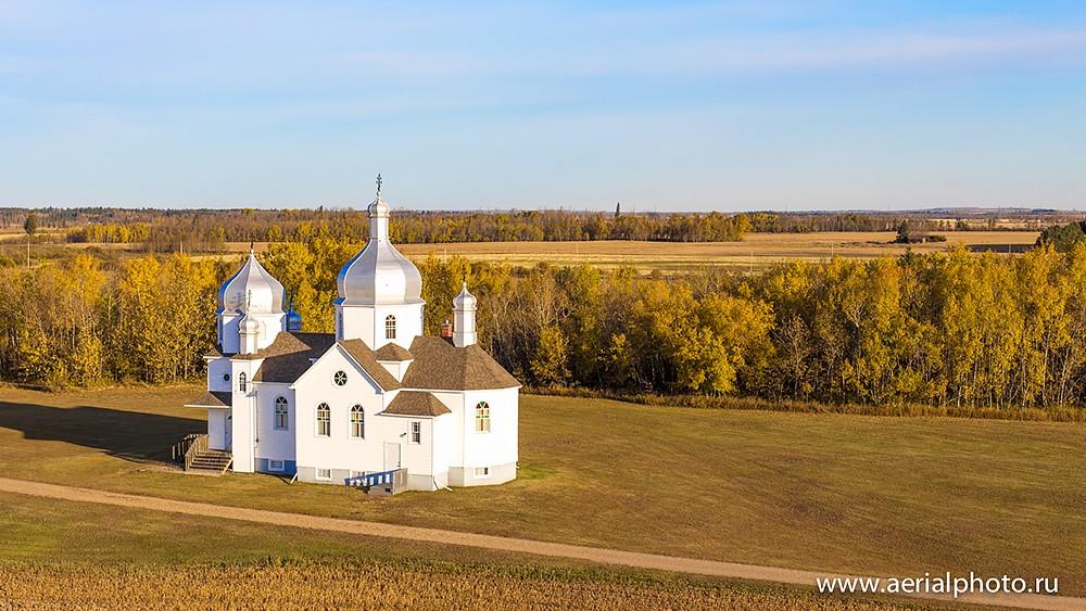 Церковь Рождества Пресвятой Богородицы. Кисилев