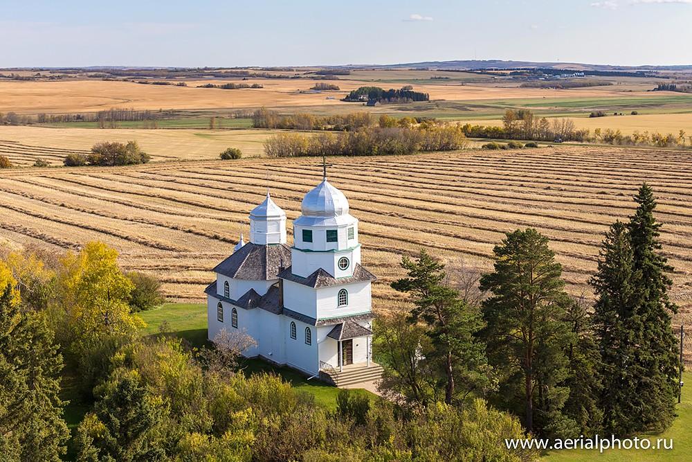 Церковь Святой Марии. Шандро