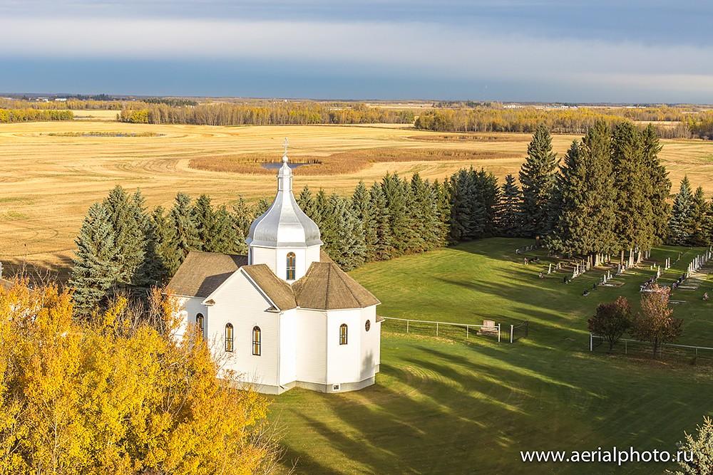 Церковь Преображения Господня. Стар