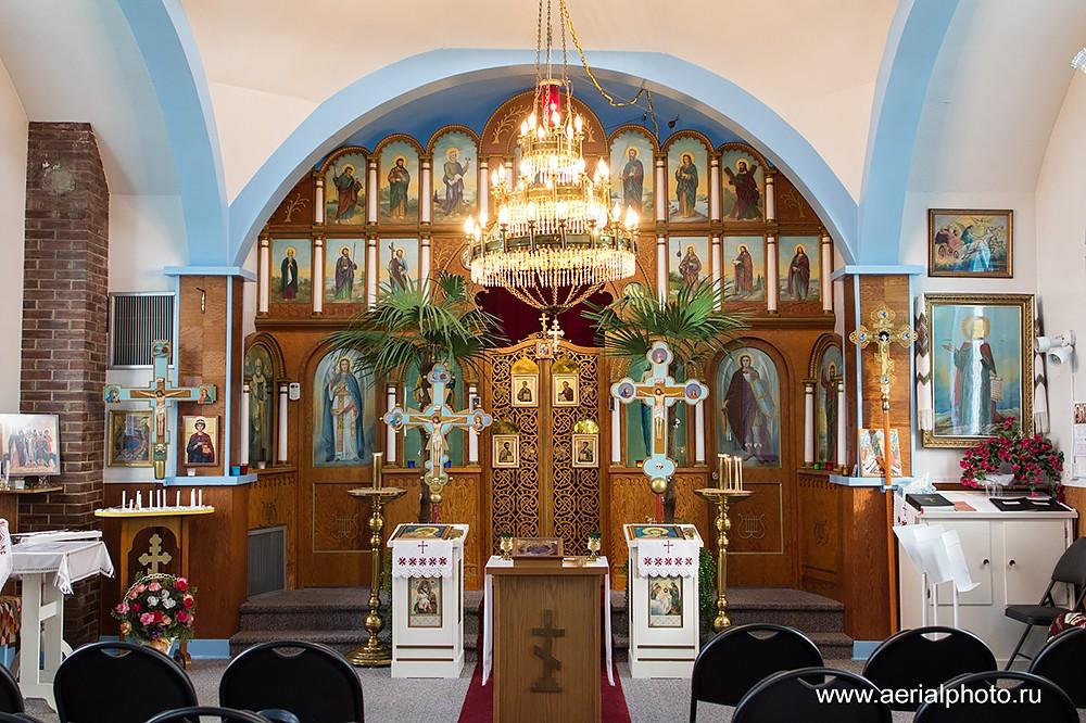 Церковь Святого Илии. Пакан, Альберта