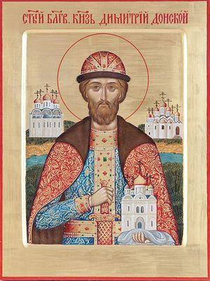 В Государственном историческом музее в Москве пройдет выставка, посвященная 630-летию преставления князя Дмитрия Донского