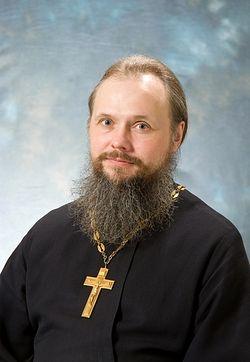 Ο πρωτοπρεσβύτερος Βαντίμ Λεονόφ