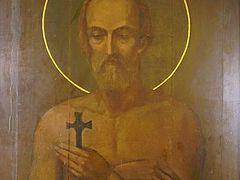 Venerable John the Long-Suffering of the Kiev Near Caves