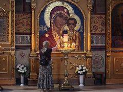 Три случая помощи Божией Матери