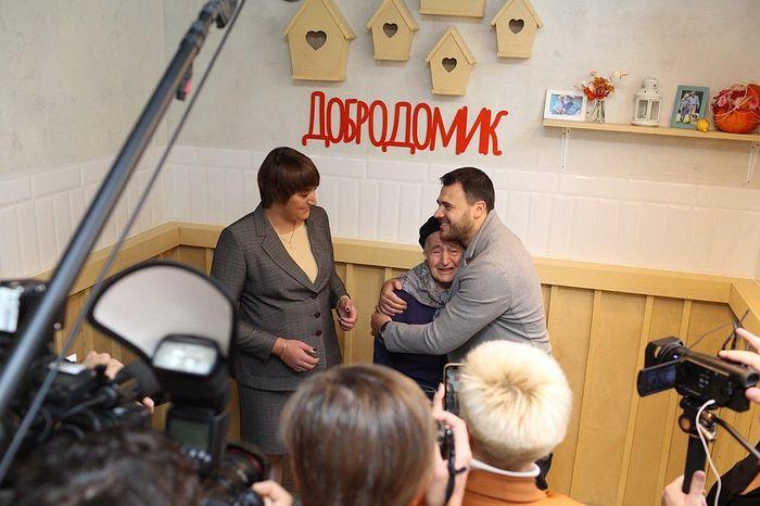 Благотворительное кафе «Добродомик» открылось в Москве
