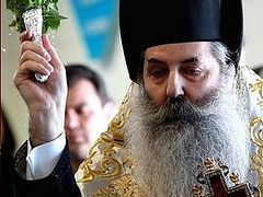 Greek hierarchs calling on all primates to convene pan-Orthodox council, even without Patriarch Bartholomew