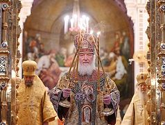 Patriarch Kirill stopped commemorating Archbishop of Greece on Sunday
