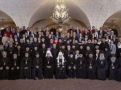 Патриарх Кирилл: Восстановление единства Архиепископии западноевропейских приходов русской традиции с Церковью-Матерью — свидетельство не человеческой мудрости, а силы Божией