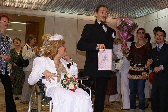 Свадьба Константина Воротникова и Ксении Рябовой