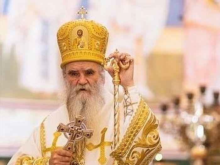 Митрополит Амфилохий: Константинопольский патриарх не глава Православной Церкви