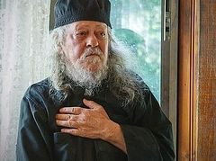 Athonite Elder Gabriel, disciple of St. Paisios, rebukes Patriarch Bartholomew as an enemy of God
