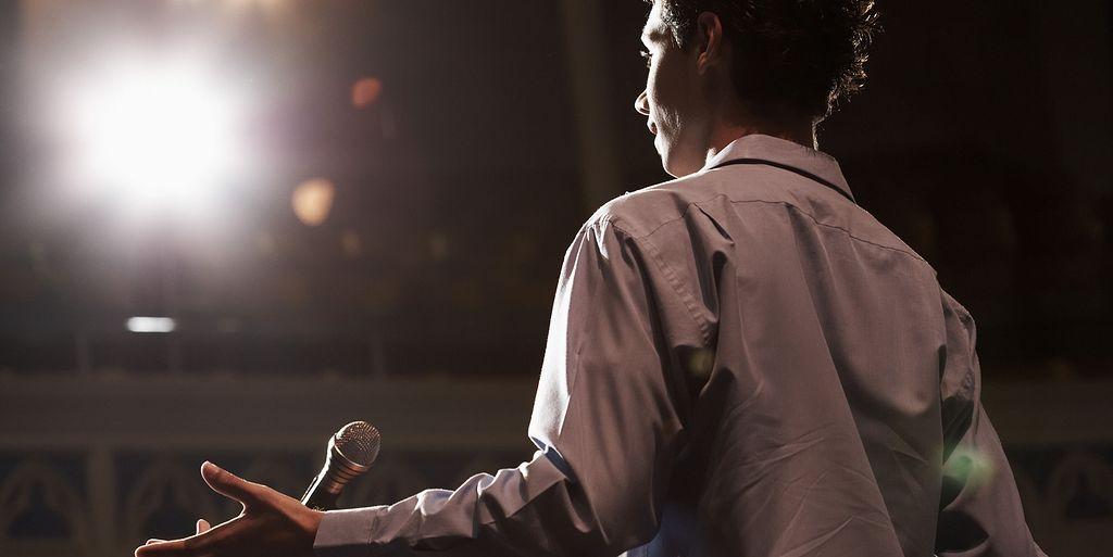 Сергей Комаров. Об одном ответе Бога, или Как нужно проповедовать Евангелие / Православие.Ru