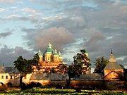 В Коневском монастыре восстановят Казанский и Коневский скиты