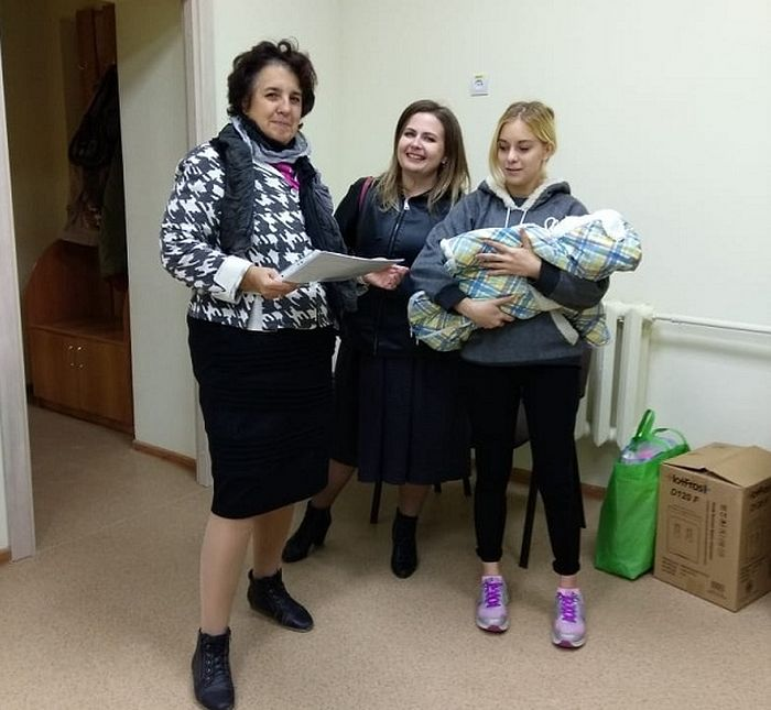 В ноябре Церковь откроет 4 приюта для беременных женщин
