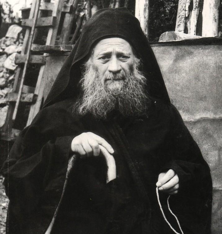 Afbeeldingsresultaat voor elder joseph the hesychast
