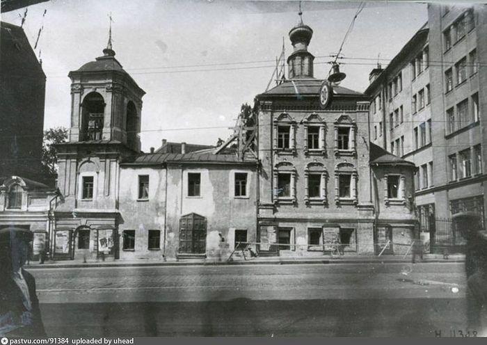 Храм свт. Николая в Кленниках. 20-30 гг. ХХ в.