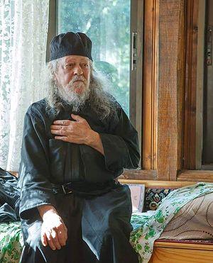 Старец Гавриил Святогорец