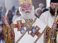 Patriarch Theodoros of Alexandria commemorates schismatic Epiphany Dumenko (+ VIDEO)