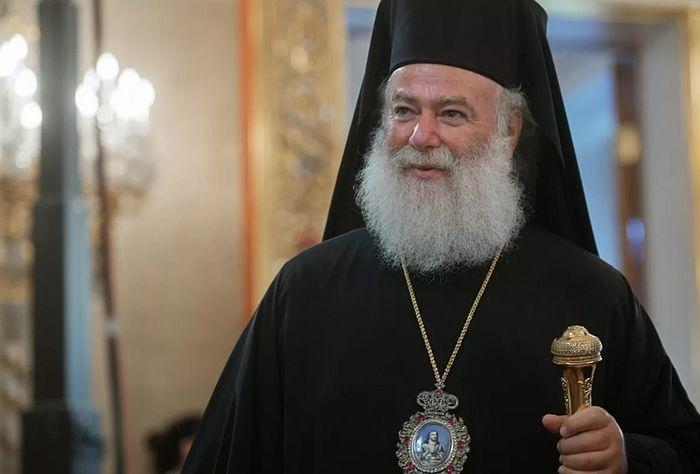 Александрийская Православная Церковь внесла главу ПЦУ Епифания Думенко в диптих