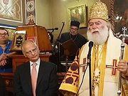 Александрийский Патриарх объявил о внесении Думенко в диптих