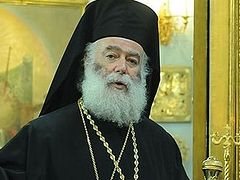 Cypriot hierarchs ask Patriarch Theodoros not to commemorate Epiphany Dumenko in their churches
