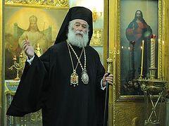Ζήτησαν από τον Πατριάρχη Αλεξανδρείας να μην μνημονεύσει τον Επιφάνιο