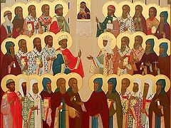 Synaxis of the Saints of Volhynia. Part 1