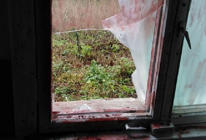 В Черниговской епархии осквернили и ограбили храм Украинской Православной Церкви