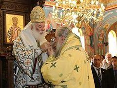Και ο Λεμεσού Αθανάσιος στη Λειτουργία που μνημονεύθηκε ο σχισματικός Επιφάνιος από τον Αλεξανδρείας Θεόδωρο
