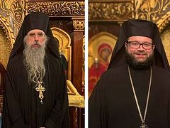 Holy Synod of Orthodox Church in America elects two auxiliary bishops
